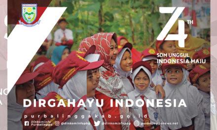 Dirgahayu Indonesia ke 74